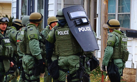 Increasingly Militarized Police a Danger to Citizens