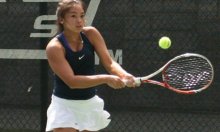 Team Finds Success at Invite, 15-4 in Singles, 9-5 in Doubles