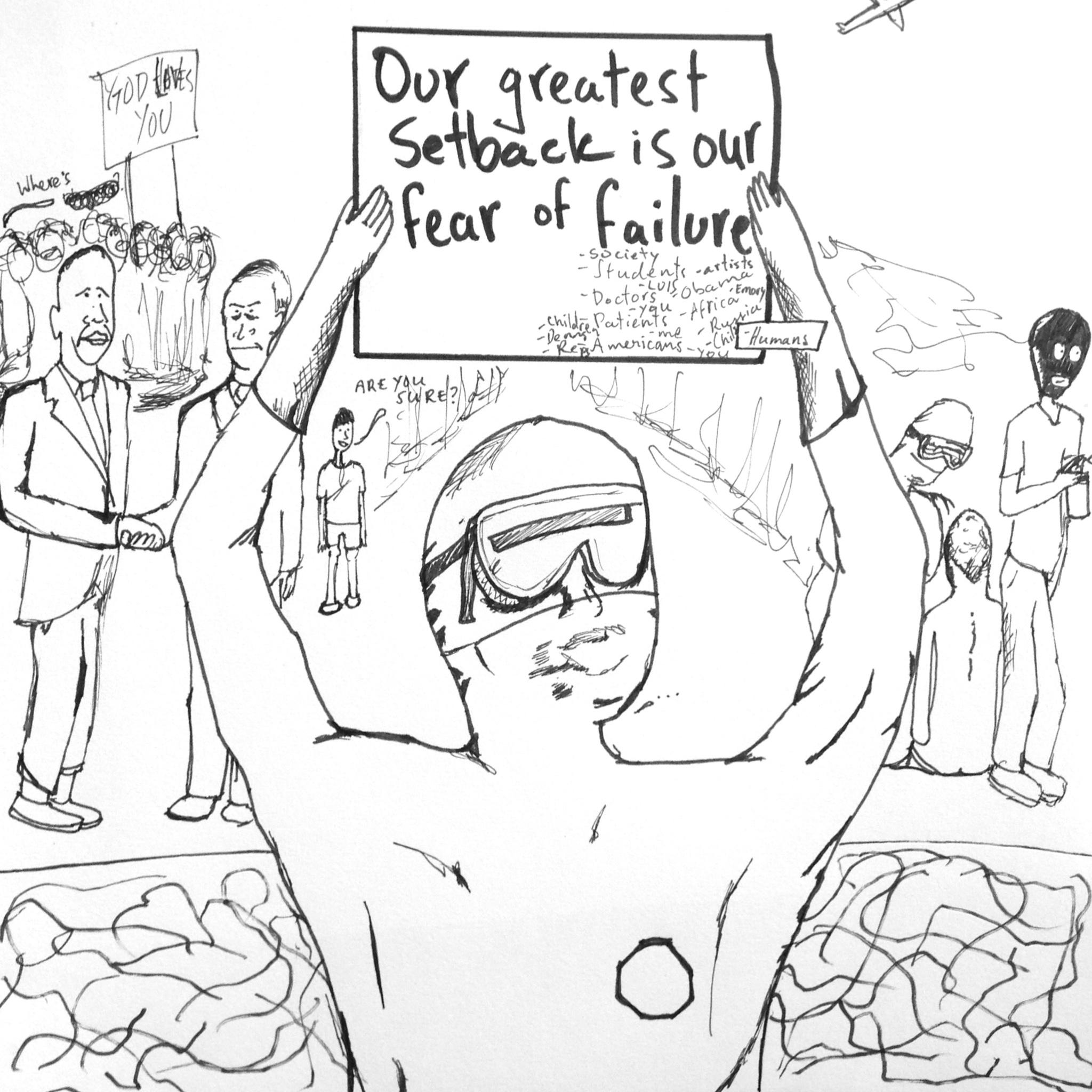 Editorial Cartoon | 10.17.14