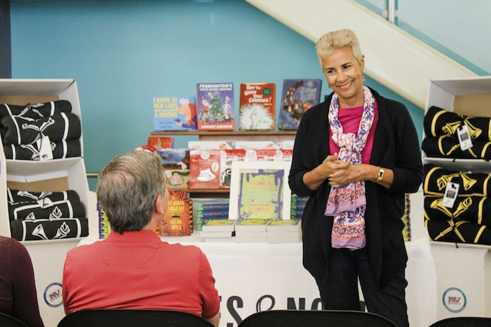 Alumnae Authors Hold Book Signing