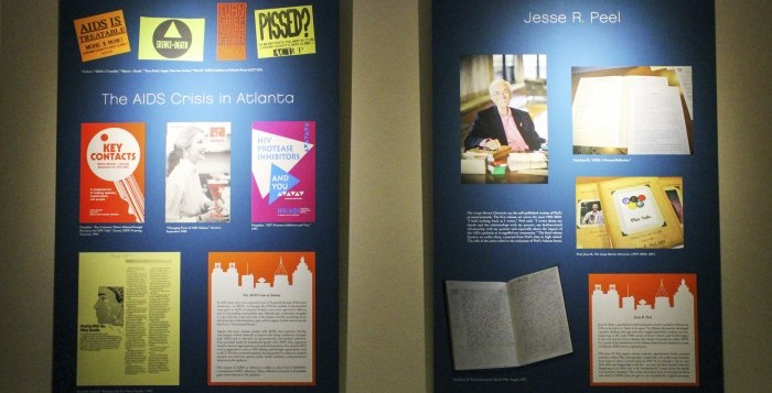 Office of LGBT Life, MARBL Launch LGBT Exhibit
