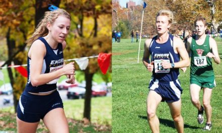 Emory Men and Women Finish First at Regionals