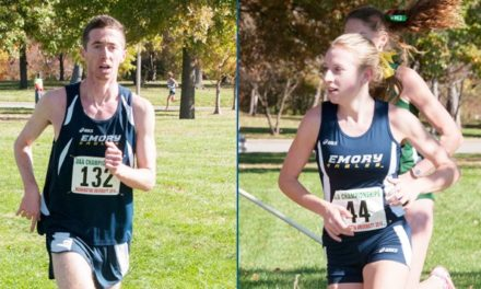 Men and Women Compete at Nationals