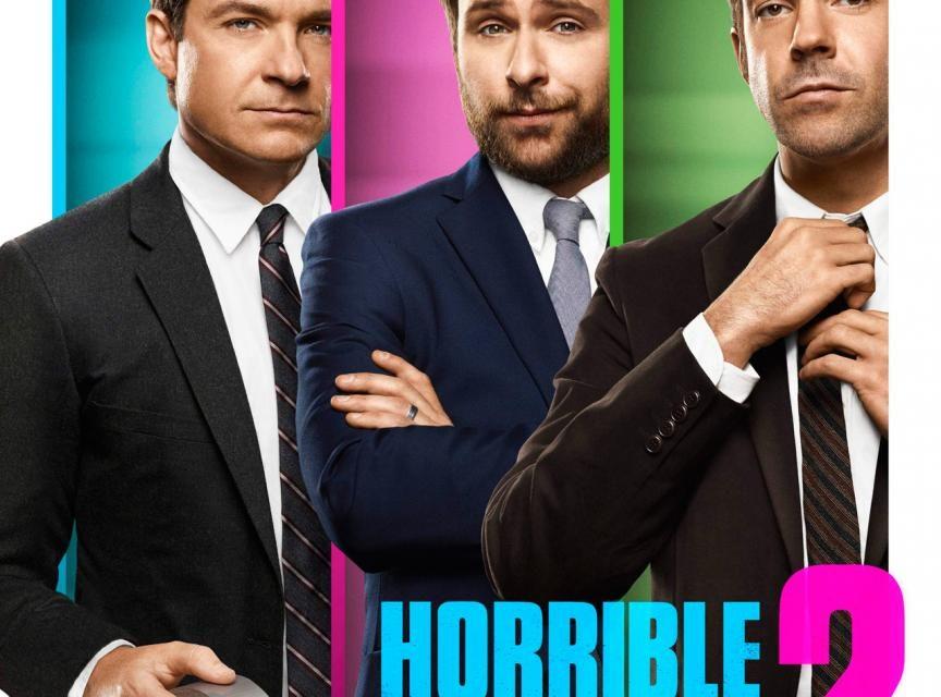 'Horrible Bosses 2': Anything But Horrible