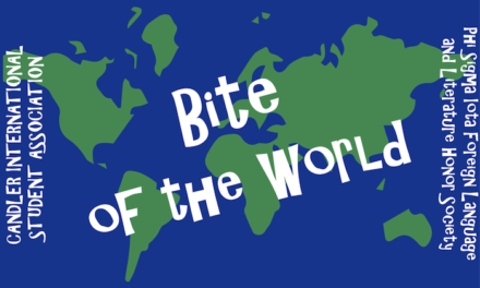 Students Take a 'Bite of the World'