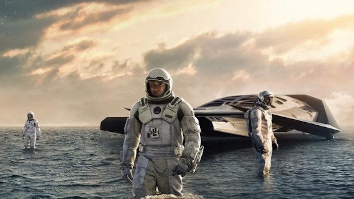 'Interstellar' Shoots For Moon, Lands Among Stars