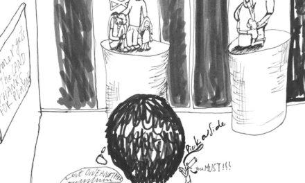 Editorial Cartoon | 11.21.14