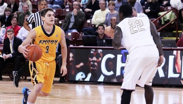 Charleston Tops Emory in Exhibition