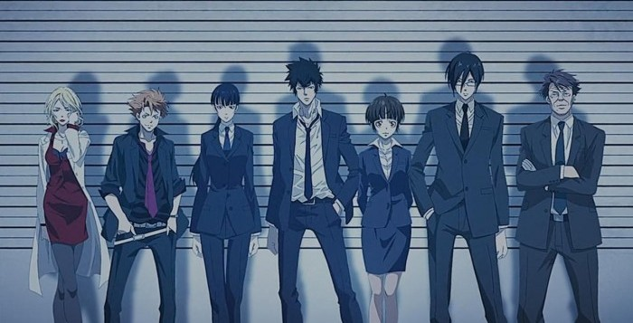 'Psycho-Pass' Passes with Flying Colors
