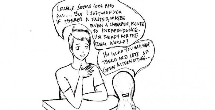 College Alternatives Offer Flexibility