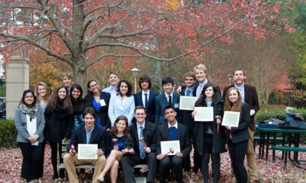 Model United Nations Nabs National Win
