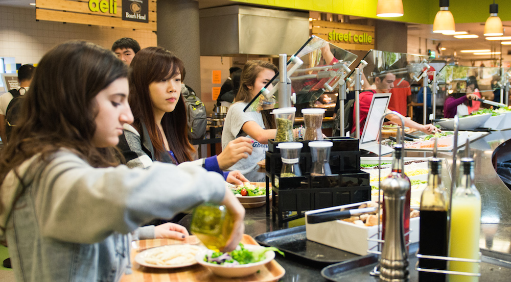FACE Oversees Dining Contract Renewal