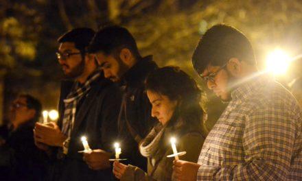 Peshawar Candlelight Vigil