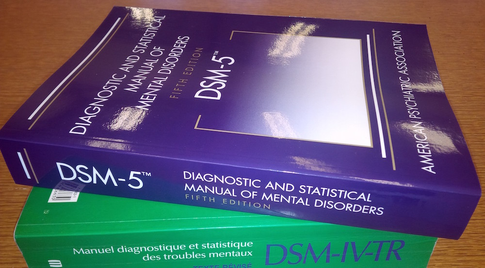 DSM, mental disorder
