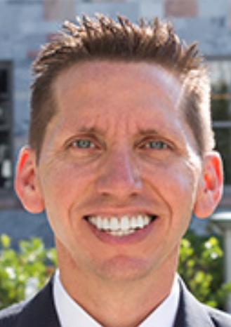 Andy Wilson, senior associate dean for Campus Life
