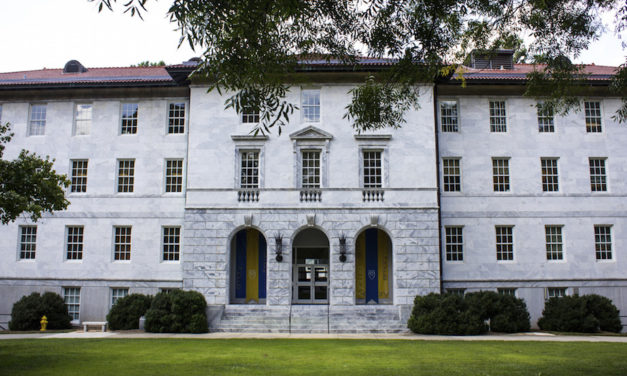 Recent tax filings show Emory spent heavily on construction projects