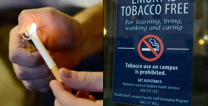 Smoking Ban Enforcement Enhanced