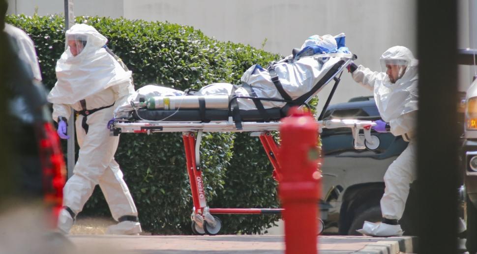 Emory Ebola Nurses Speak at Panel
