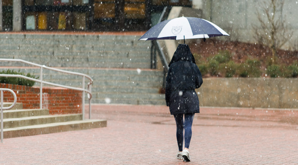 Emory Closes Wednesday Due to 'Inclement Weather'