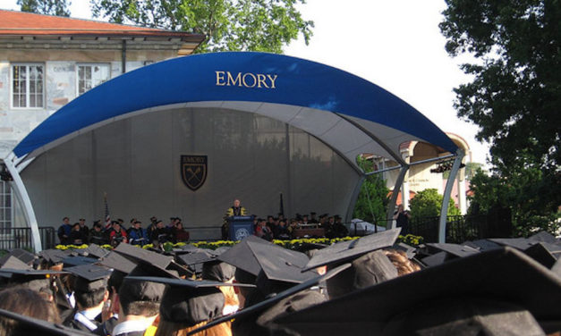 Gift to Fund John Lewis Emory Law Scholar