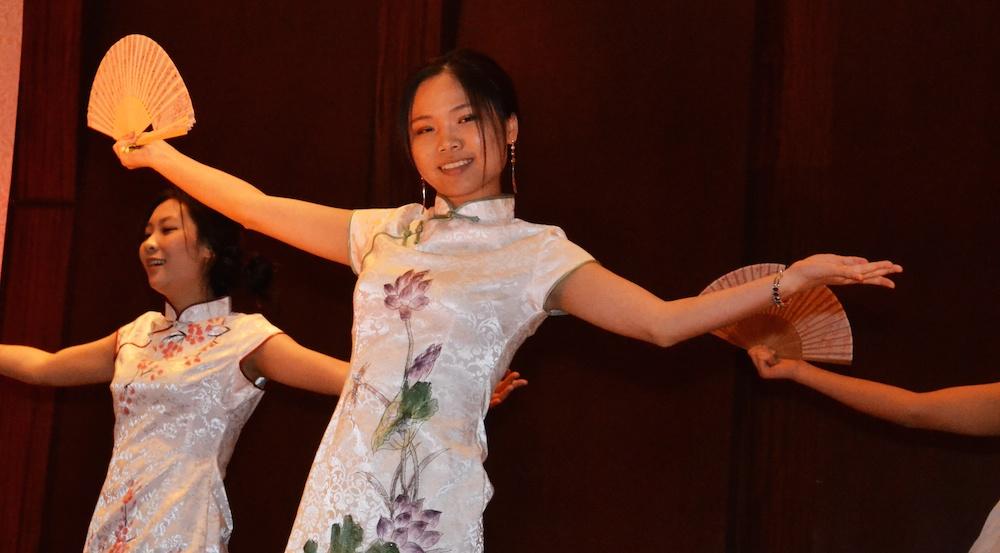 Emory Students Celebrate Chinese New Year