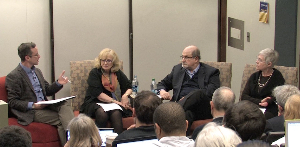 Rushdie, Kittay Discuss Disability Rights