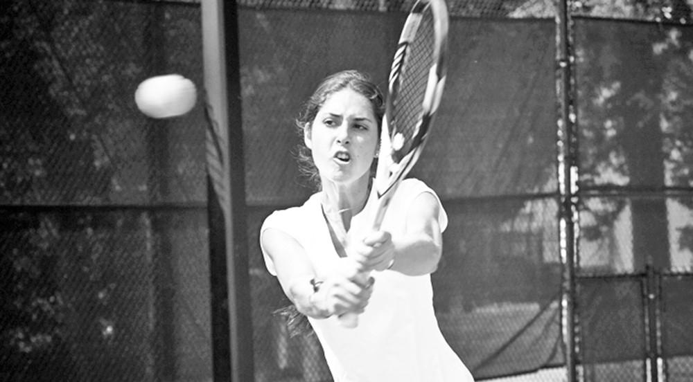 Tennis Team to Compete in Triple-Header Next Weekend
