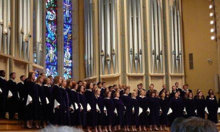 St. Olaf Choir Amazes Crowd