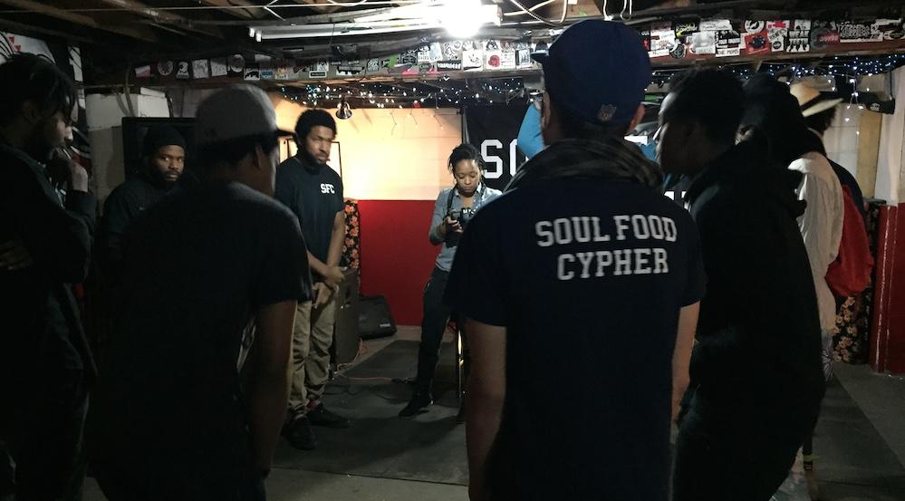 Profile: Soul Food Cypher