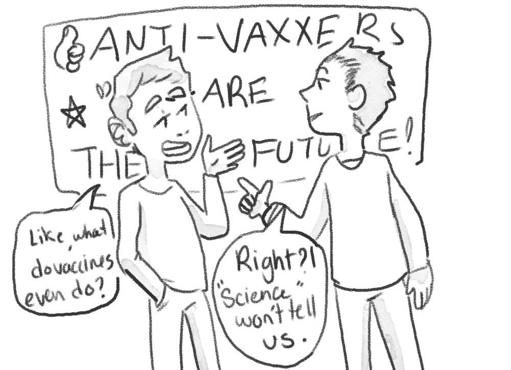Comic by Mariana Hernandez