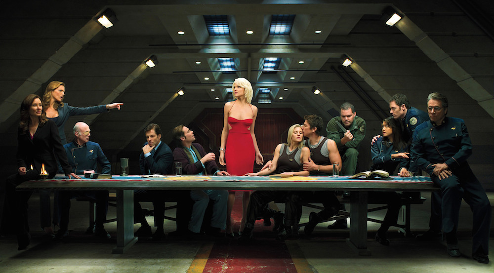 Battlestar Galactica: The Forgotten Classic