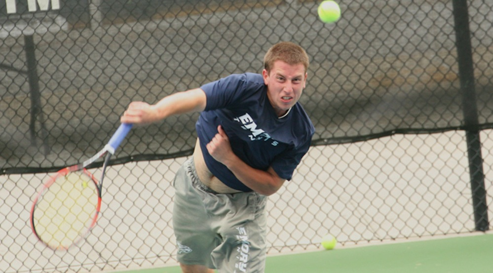 Tennis Season to Start With Three Games