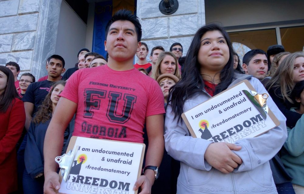Emory to Offer Financial Aid to Undocumented Students