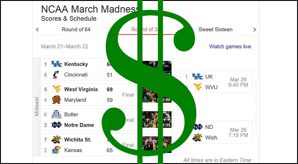 The Truth Behind March Madness
