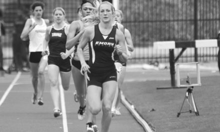 Men's Track Wins Emory Classic, Women Come in Second
