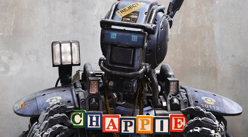 'CHAPPiE': An Entertaining Mess