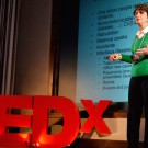 Director of the Division of Bacterial Diseases at the National Center for Immunization and Respiratory Diseases Rana Hajjeh spoke on global health at TEDxEmory this Saturday. Erin Baker / Staff