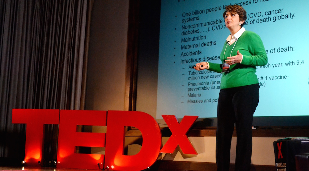 TEDx Features CDC Director, CEO