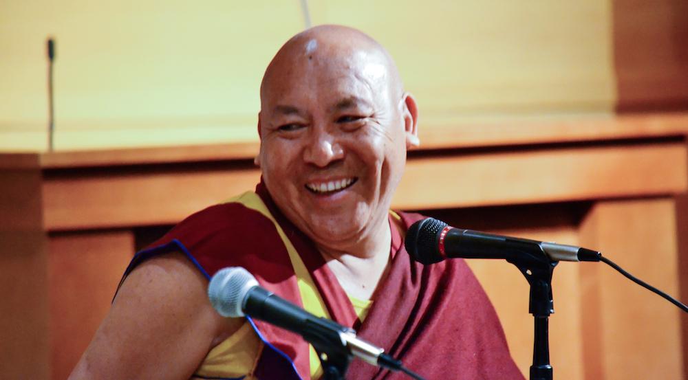 Dalai Lama's Former Assistant Leads Talk