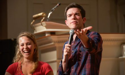 Mulaney Draws Crowds Beyond Capacity