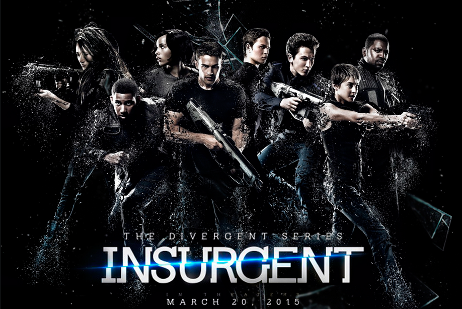 'Insurgent' Rebels Against Conformity with Action-Packed Twists and Turns