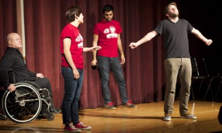 Student Improv Group Shines