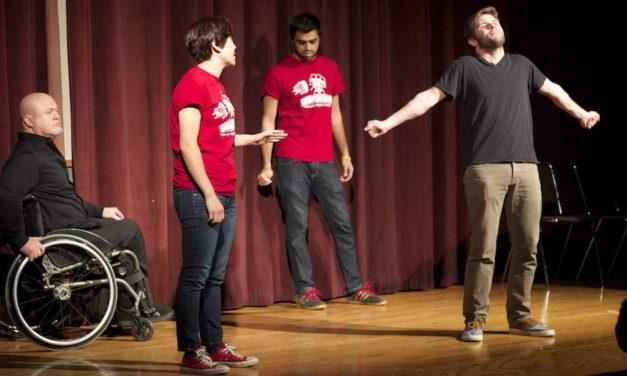 Student Improv Group Shines