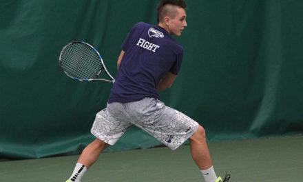 Tennis Focused on Future Tournaments