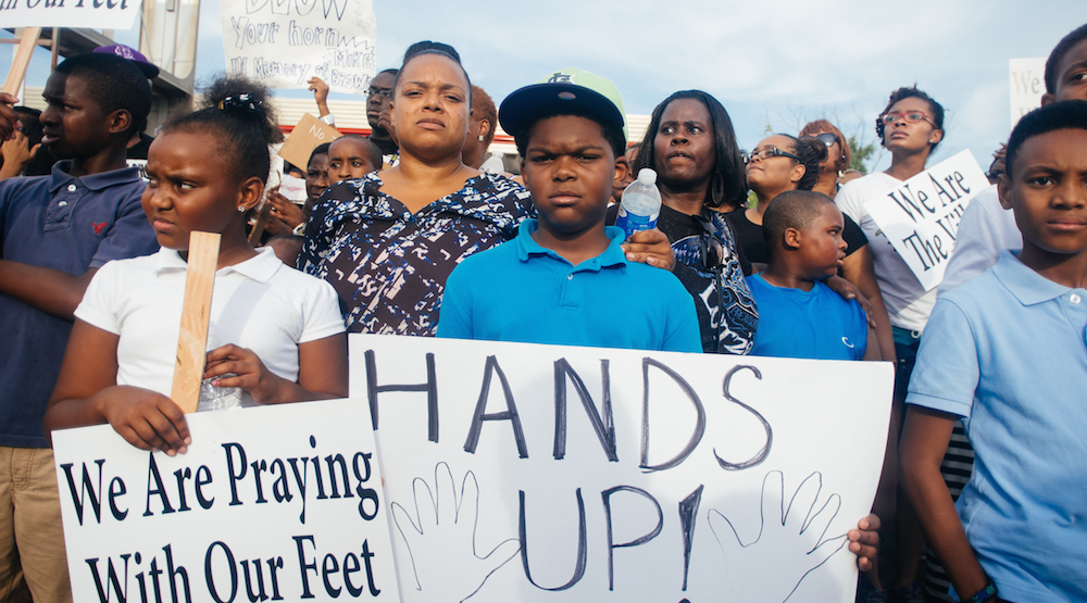 Emory to Offer Course on The Ferguson Movement