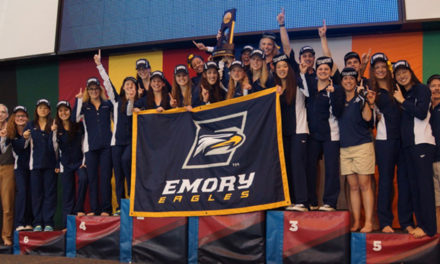 Women's Swim and Dive Wins NCAA D-III Championships