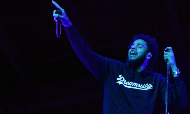 J. Cole's Too-Short Concert Filled with Energy