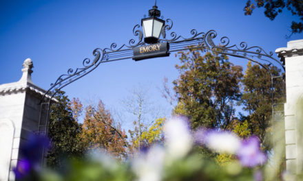 Emory Receives Record Level of External Funding