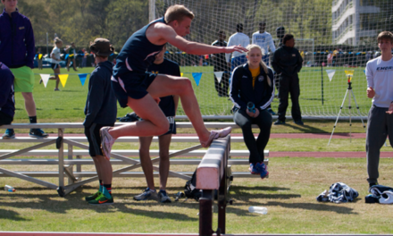 Track and Field Teams Place Fifth at Catamount Classic