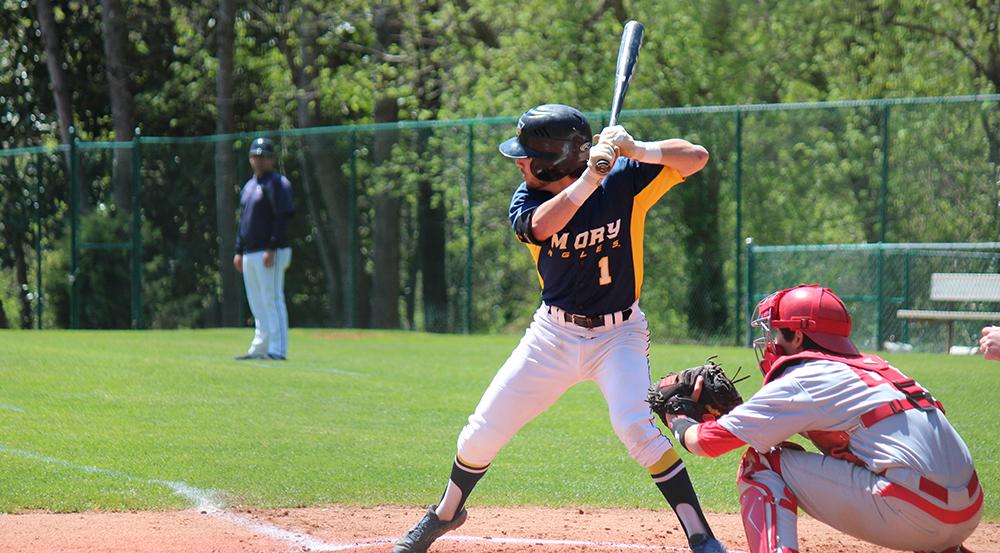 Baseball Takes Three Against Huntingdon